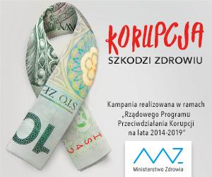 MZ kampania antykorupcyjna